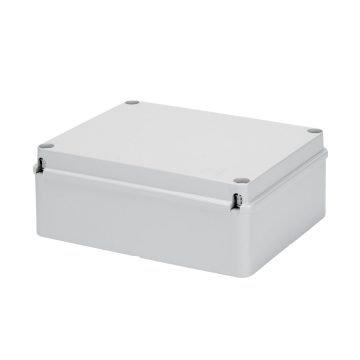 GEWISS IP56 BOX 240x190x90 SMOOTH WALL SCREW LID