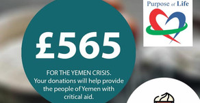 Bakers raise £565 for Yemen!