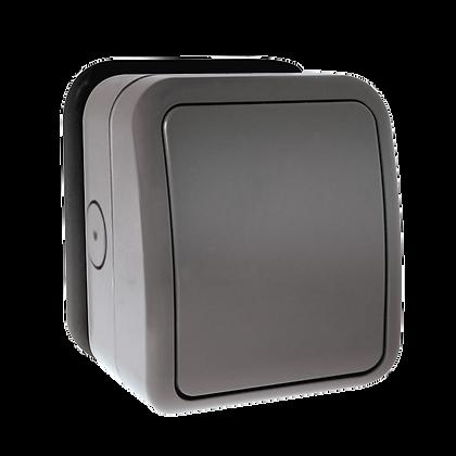 Click Essentials Aquip Weatherproof 1 Gang 2 Way Switch IP66