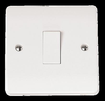 Click Mode 10A Intermediate Plate Switch