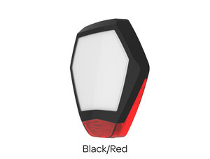 Texecom Odyssey X3 Cover Black / Red