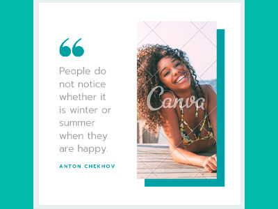 an example of canva, the free online design site.
