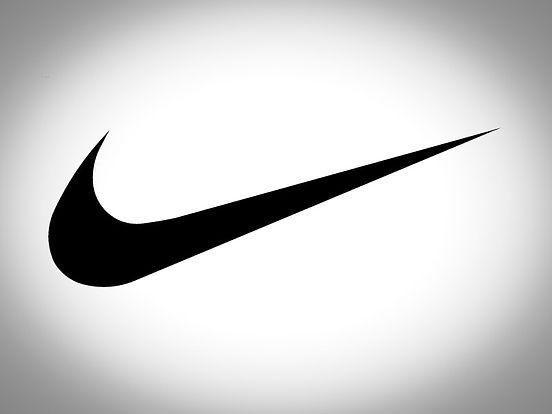 the Famouse Nike Swoosh logo