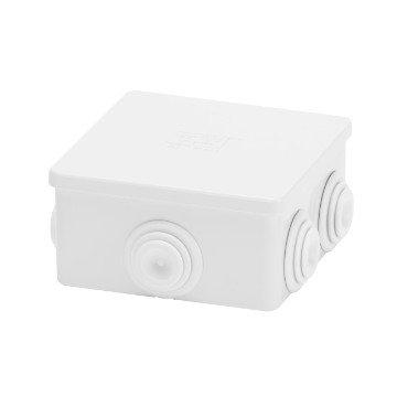 GEWISS IP44 BOX 80x80x40 GROMMETS PRESS LID