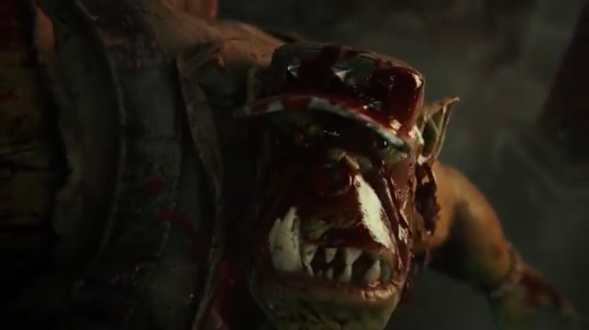 Blood Ace style Ork