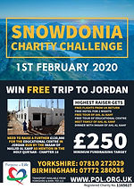 Poster of Snowdonia Charity Challenge
