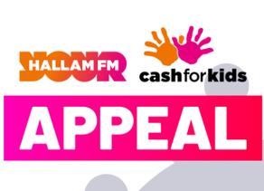 Hallam Cash for Kids Appeal