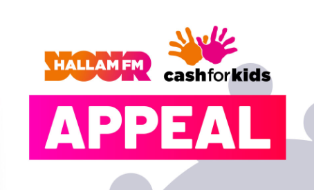 Hallam Cash for Kids Appeal