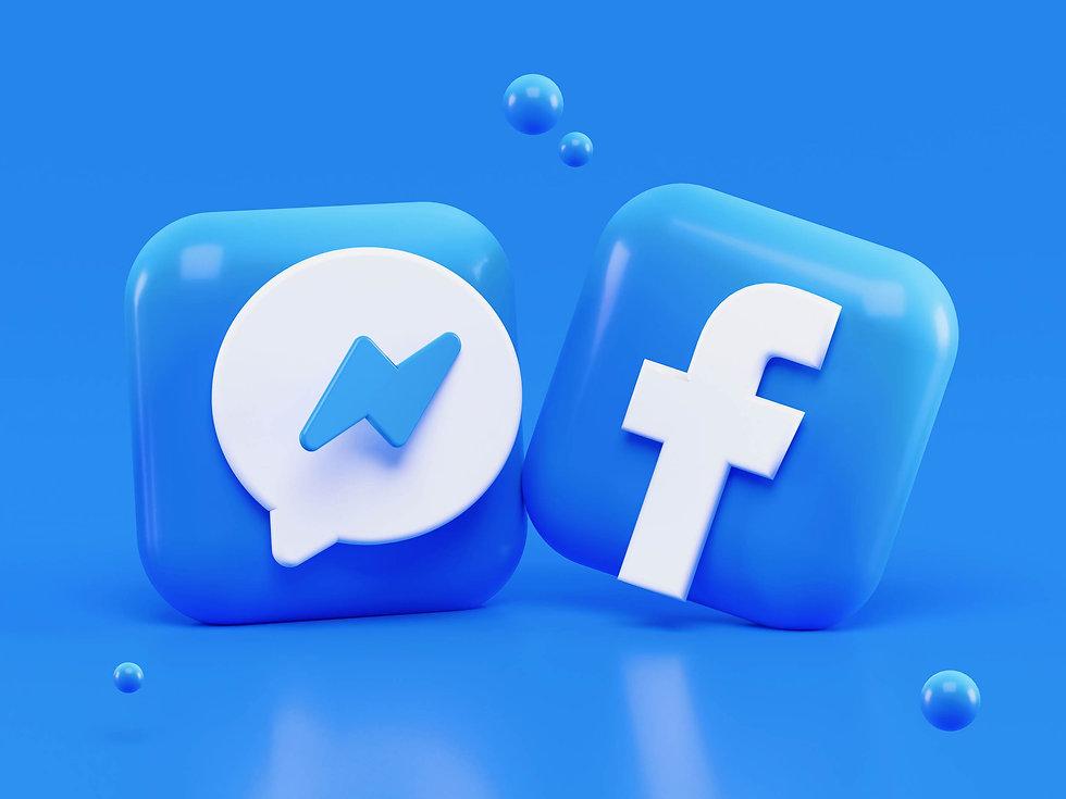 Facebook and Messenger Symbols