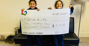 Fantastic achievement by two amazing girls