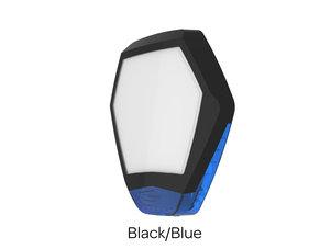 Texecom Odyssey X3 Cover Black / Blue