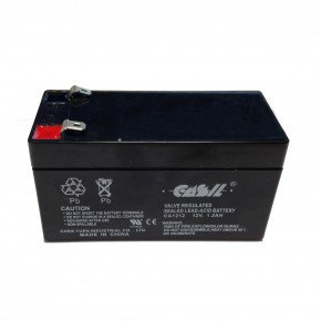 Honeywell Casil 12V 1.2AH Sealed Lead Acid Battery
