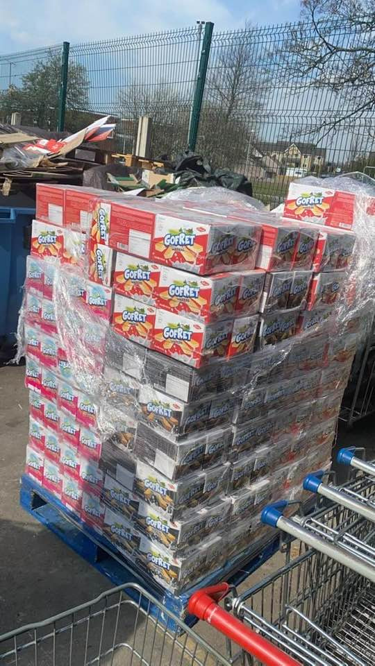 Donation to Purpose of Life foodbank