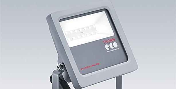 Thorn Eco LEO10W3K Leonie LED IP65 3000K Floodlight