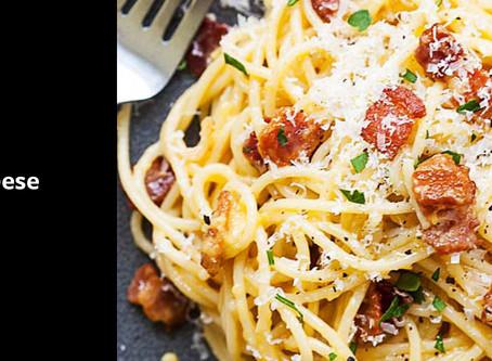 Spaghetti Carbonara - #MidweekMeal