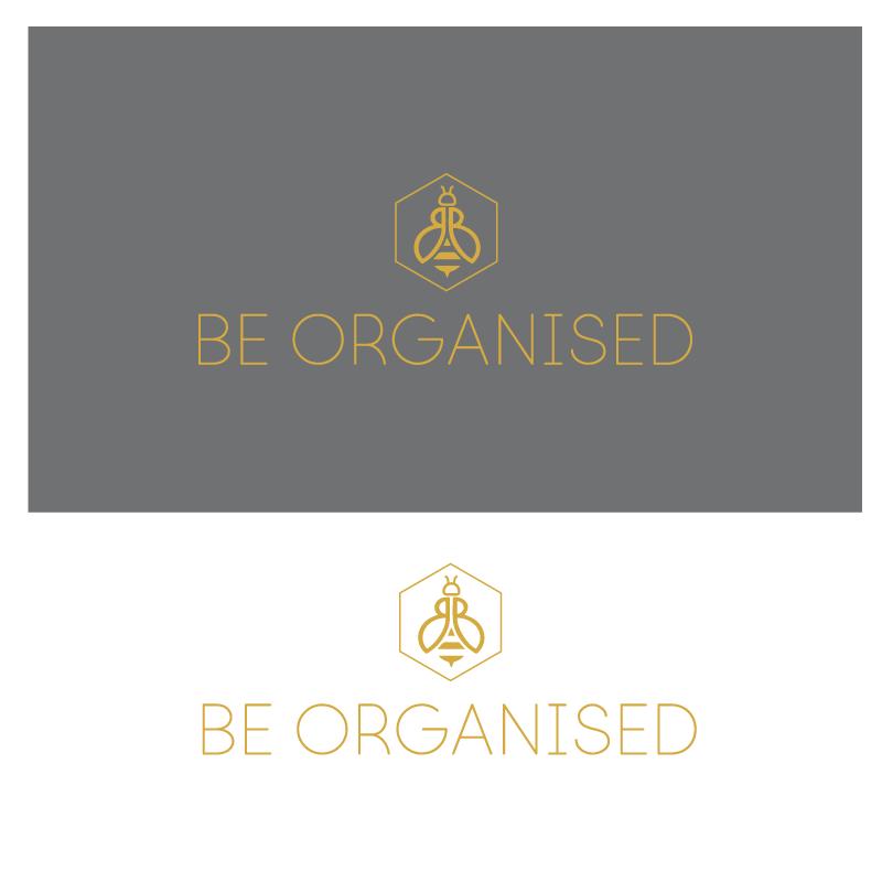 Be Organised Logo Design