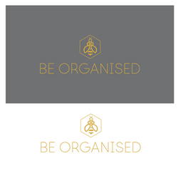 Be Organised Logo Design