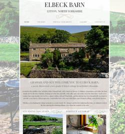 Elbeck Barn Website