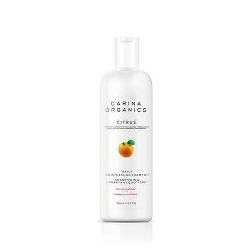 Carina Organics Citrus Daily Light Moisturising Shampoo  360ml
