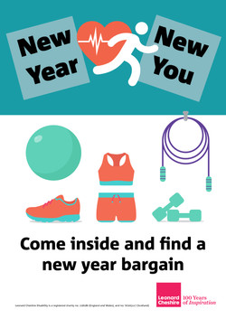 New Year New You Poster