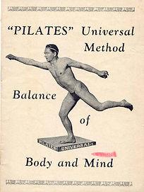 Pilates Universal Method flyer.f cover..