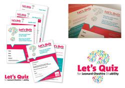 Leonard Cheshire Quiz Pack
