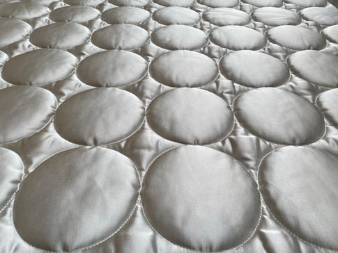 circle quilting
