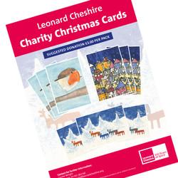 Leonard Cheshire Christmas Cards