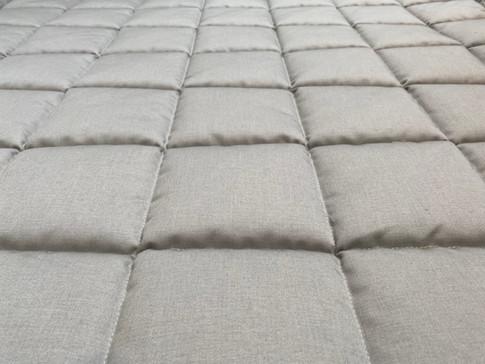 Square quilting