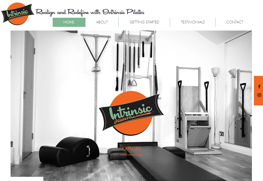 Intrinsic Pilates