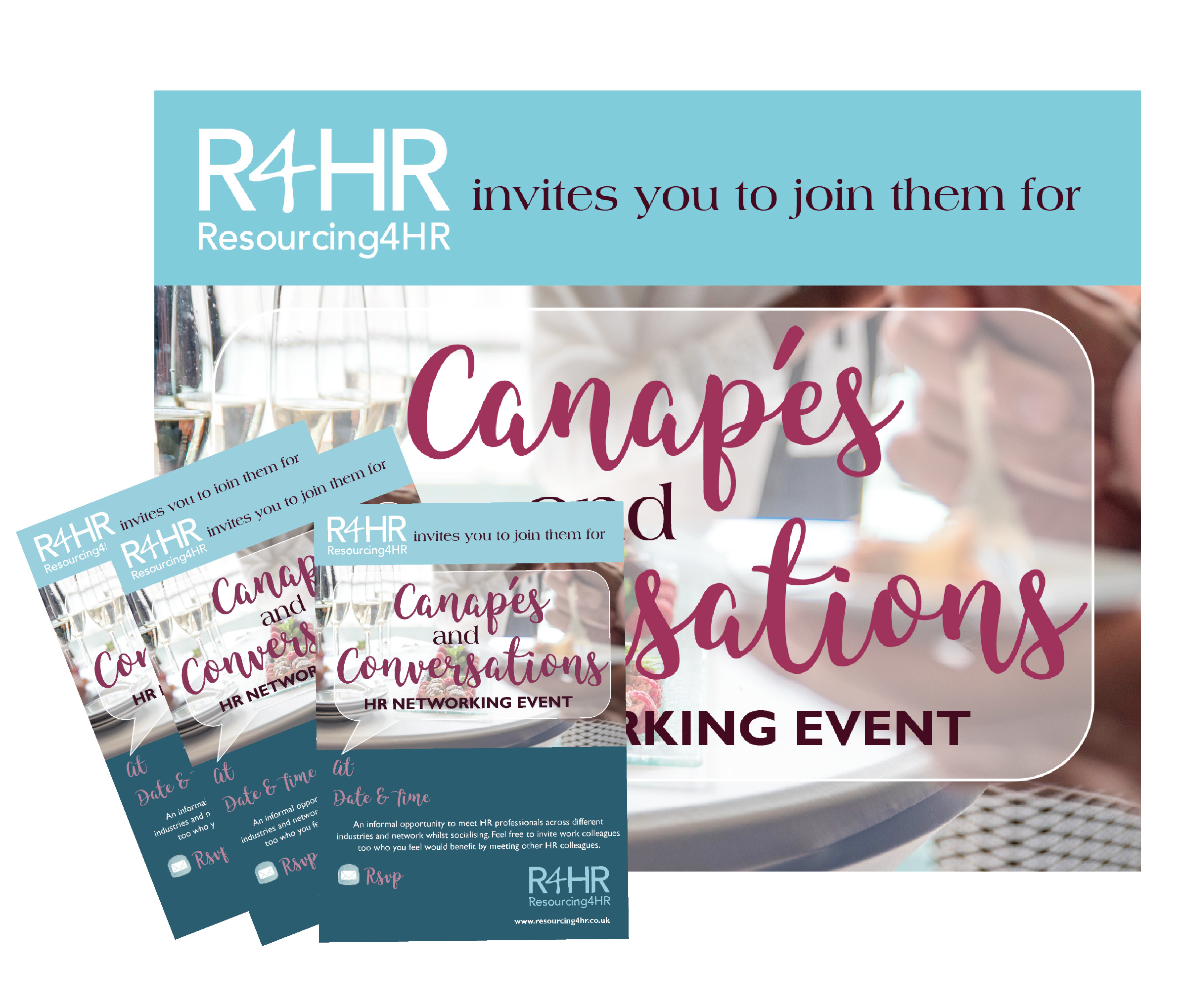 R4HR Networking Invitation