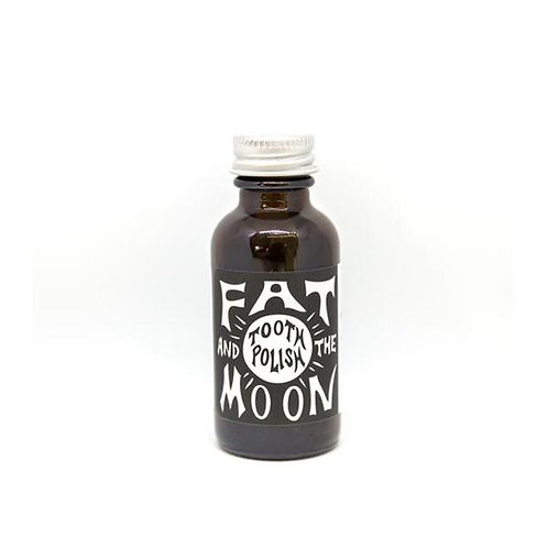 Fat and the Moon Charcoal Tooth Polish - 1Floz