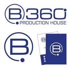 B360 Logo Design