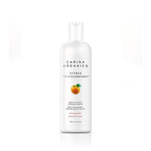 Carina Organics Citrus Daily Light Moisturising Conditioner 360ml