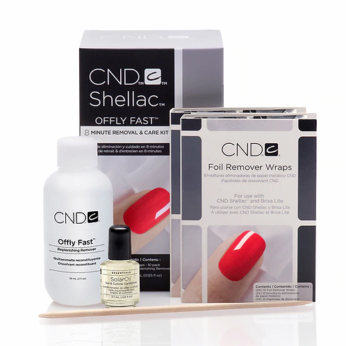 CND Shellac Home Removal Kit