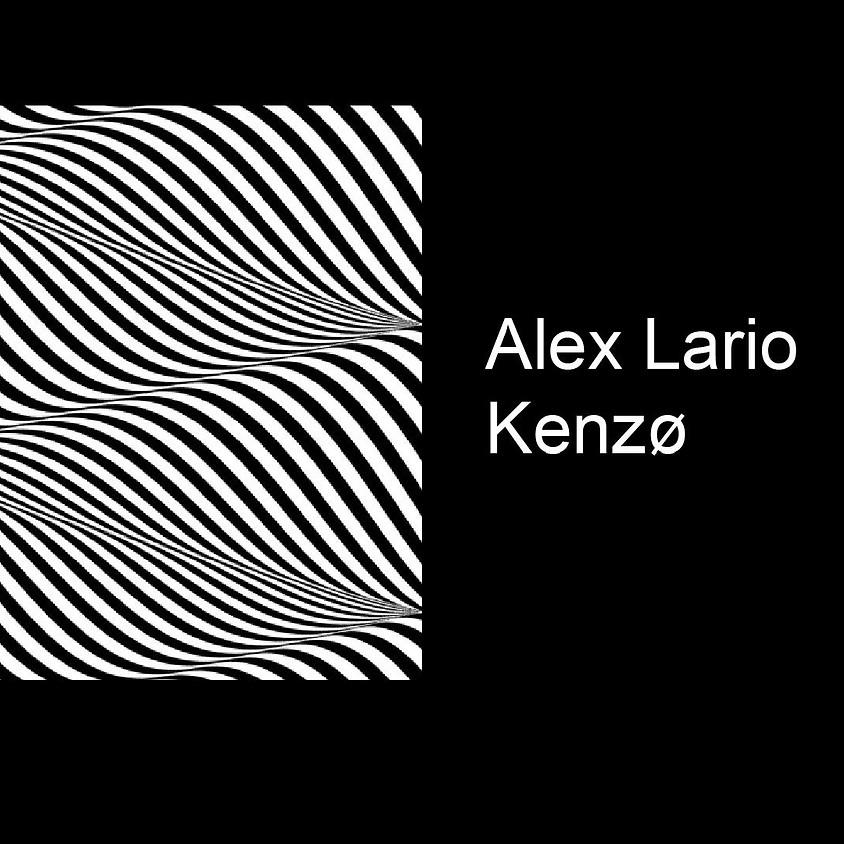 City Hall pres . Alex Lario + Kenzo