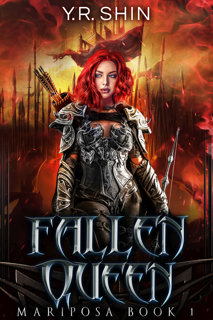 Fallen Queen (Mariposa Book 1)