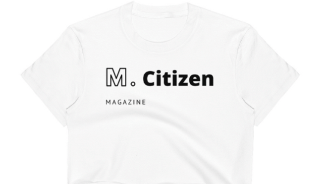 M . Citizen Mag T-Shirt