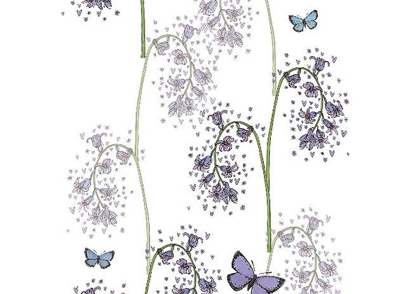 Butterfly Custom Wallpaper (£34 Per m2)