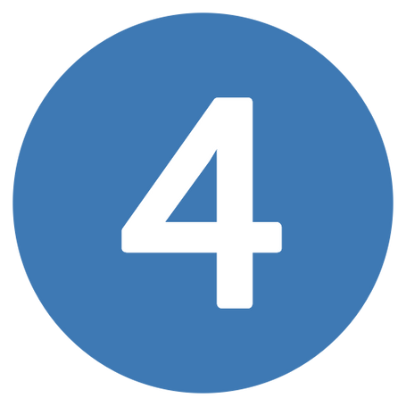 Feminine Counting Numbers - Four