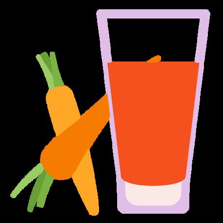 Drinks - Carrot Juice