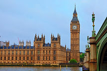 Big Ben and the House of Parliament of U