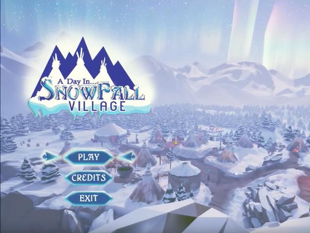 SnowFall Village