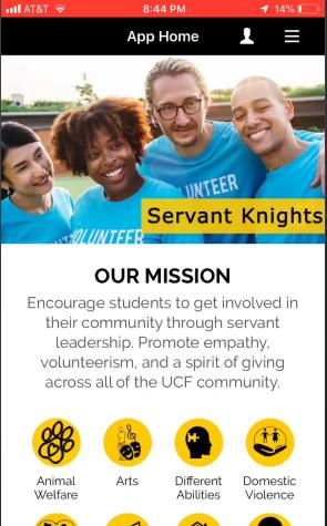 Servant Knights