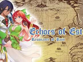 We Did It! Echoes of Esteria Finishes Strong!
