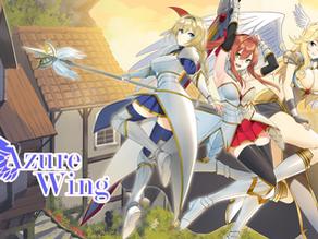 Novel Horizons Announces Azure Wing Light Novel Series