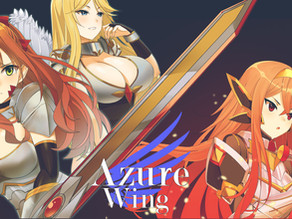 Our Very First Live Stream, Azure Wing Volume 1 Launch Party!