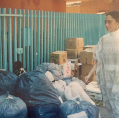 """16 de enero del 1994. """"Maratón por la Paz y Justicia para Chiapas"""""""