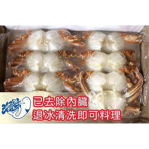 【海醍味】黃金扁蟹身組合(4盒)