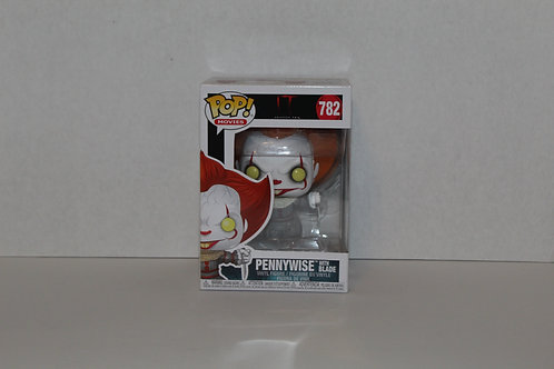 Pennywise Funko Pop! #782 IT Chapter 2 Stephen King